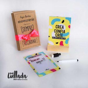 tablero borrable crea