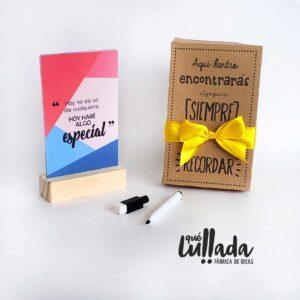 tablero borrable especial