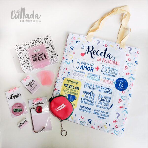 kit para el bolso