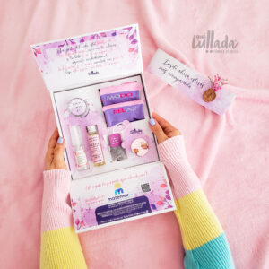 kit de regalo de embarazada