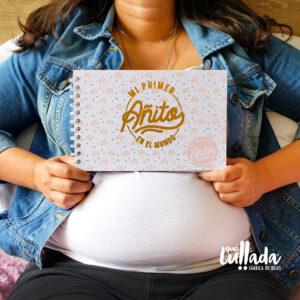 libro del bebe primer año